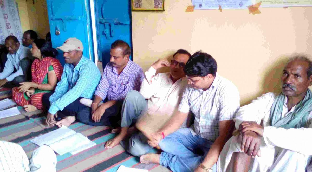 District Forum Meeting of Mahila Swasthya Adhikar Manch (MSAM)
