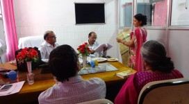 Gramya dialogue with the Govt. Health Official in district-RKS meeting